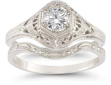 Tmx 1371662373826 Antique Style Altadena wedding jewelry