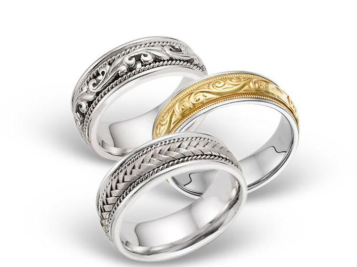 Tmx 1371662403135 Designbandsset Altadena wedding jewelry