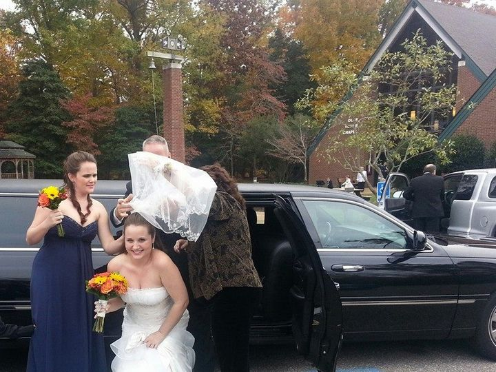 Tmx 1387484368102 Bride Out Of Ca Virginia Beach wedding transportation