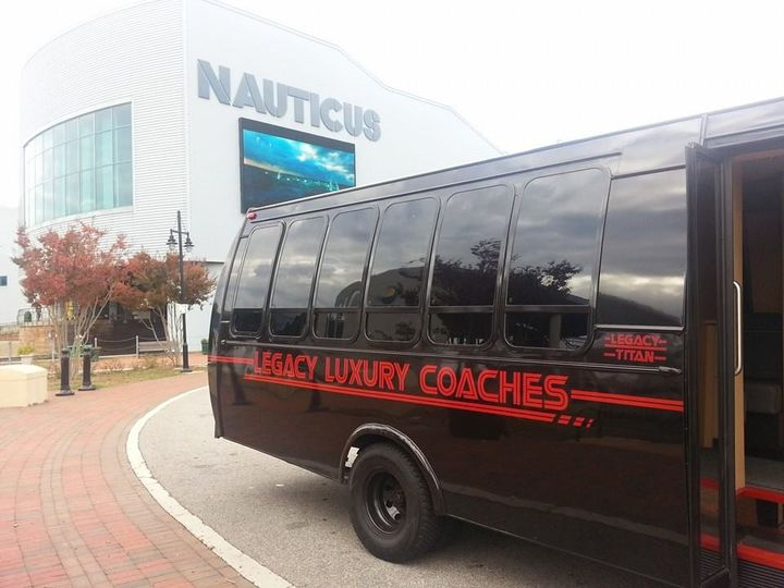 Tmx 1387484411817 Legacy Titan Atnauticu Virginia Beach wedding transportation