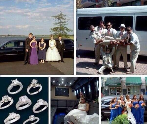 Tmx 1435261628463 Wedding Collage Virginia Beach wedding transportation