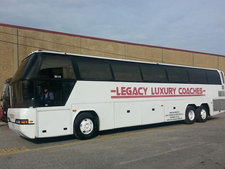 Tmx 1435261667040 Legacy White Bus Virginia Beach wedding transportation