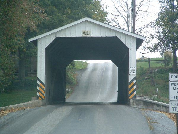 The heart of Amish country, beautiful Lancaster, PA and surrounding countryside (October 2007).
