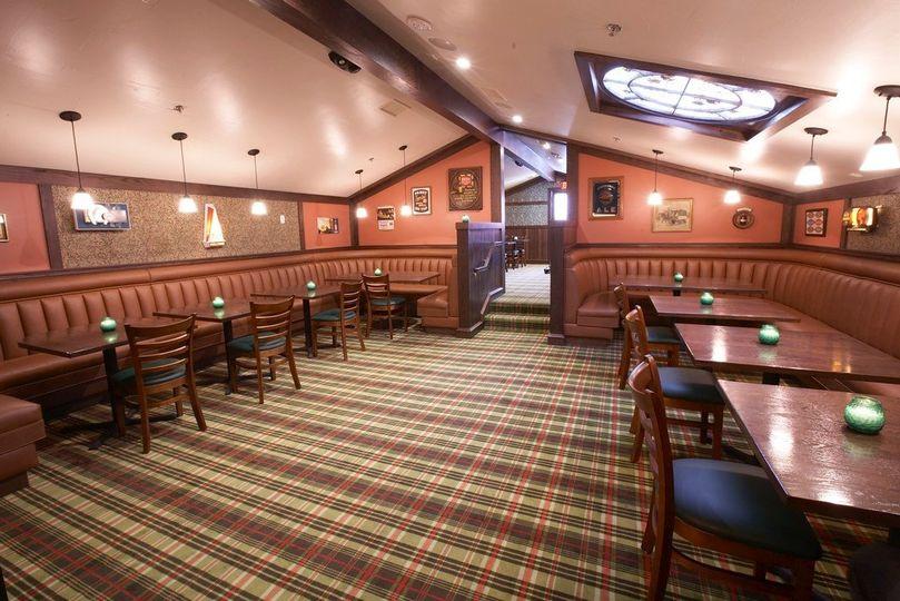 Upstairs Main Room