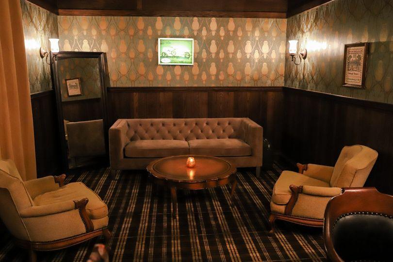 Secret Snug Room