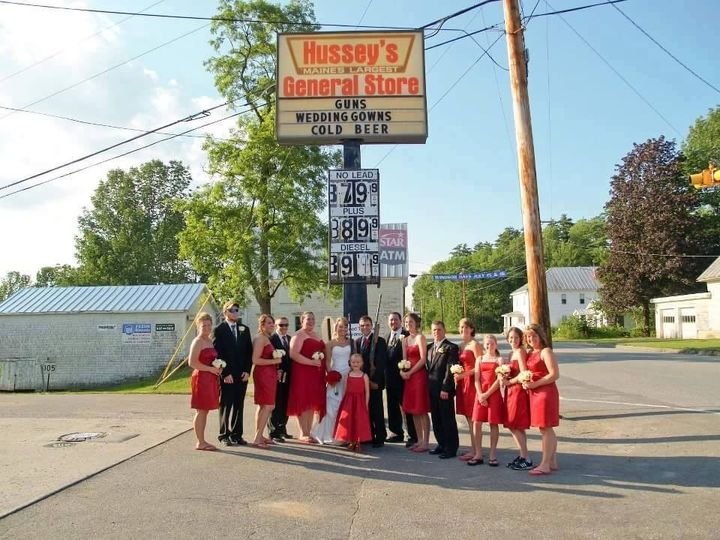 8021c8a3 Hussey's Bridal & Formal wear - Dress & Attire - Windsor, ME ...