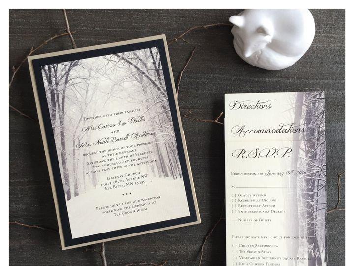 Tmx 1460142870114 Invitationwoodsgram 01 Zimmerman wedding invitation