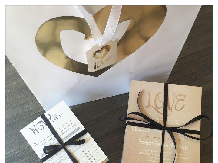 Tmx 1466191317530 Brejoshdeliverygram 01 Zimmerman wedding invitation