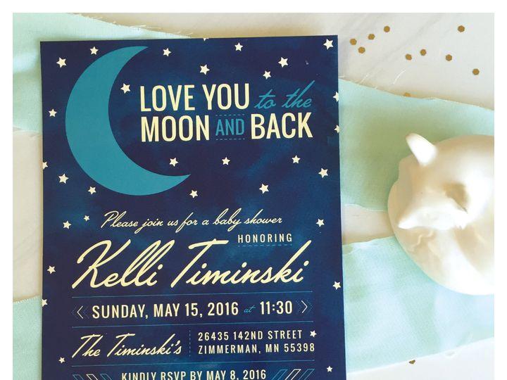 Tmx 1466191332463 Invitationloveyoutothemoongram 01 Zimmerman wedding invitation