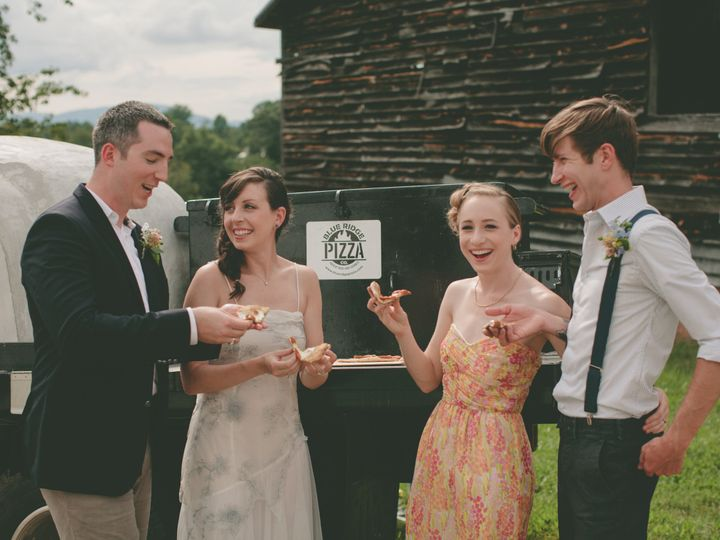 Tmx 1388782776388 Pizza 1 Charlottesville, VA wedding catering