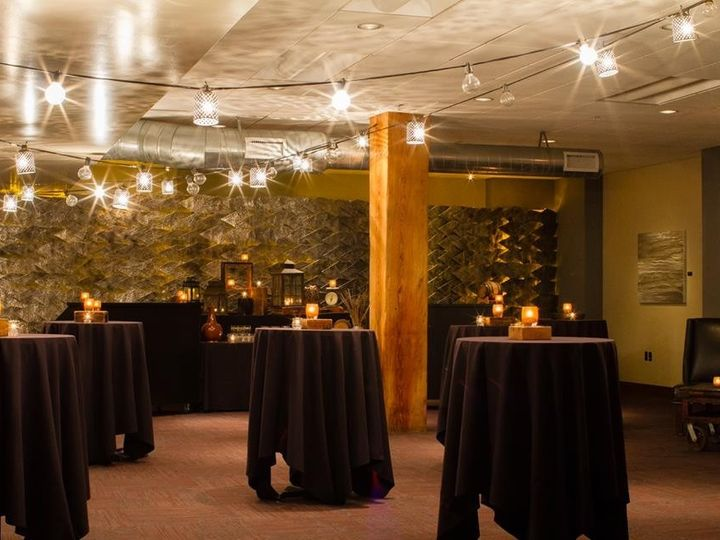 Tmx 1391122393776 Gallery With String Light Milwaukee, WI wedding venue