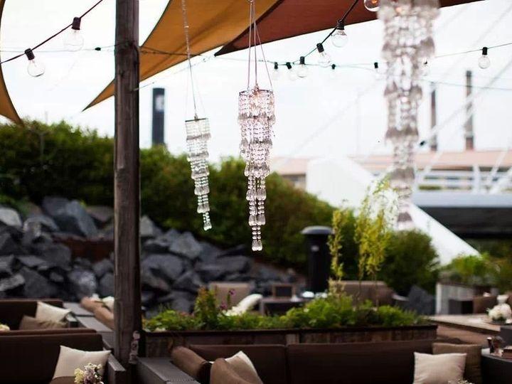 Tmx 1391122465530 Yard.chandelier Milwaukee, WI wedding venue