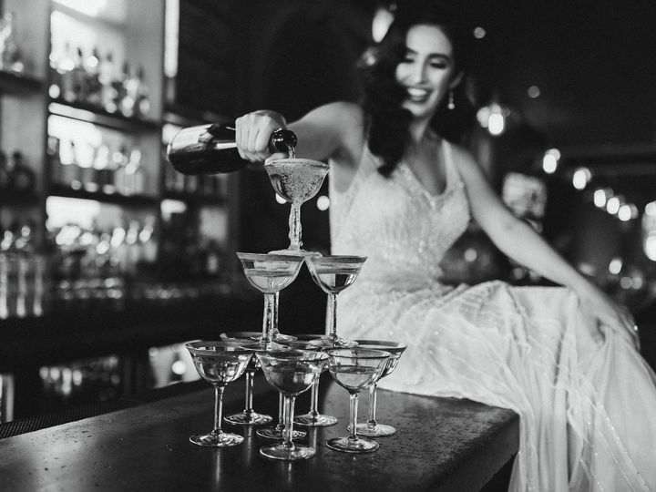 Tmx 1509575792659 Roost Photography Bride On Bar Milwaukee, WI wedding venue