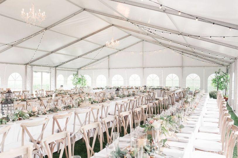 Elegant Tented Weddings
