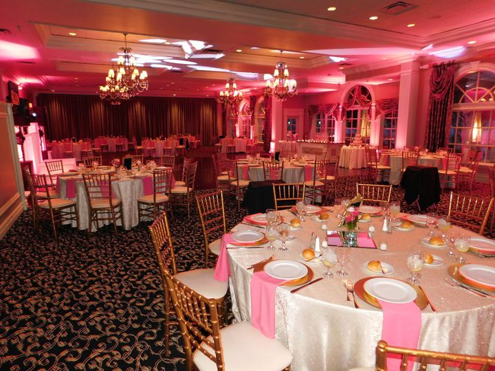 Our Wireless WiFi Lighting system to customize your venue