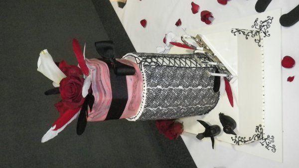 Tmx 1305051318345 IMG00049 Newberg wedding cake