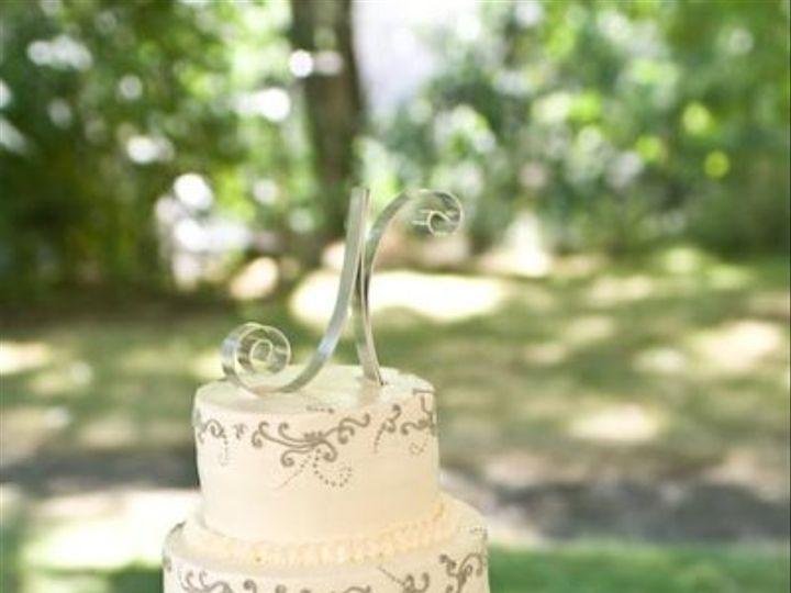 Tmx 1305051534532 RAntiquestandsilverscrolling Newberg wedding cake