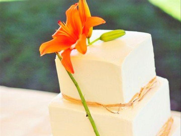 Tmx 1305051543454 Sorangelillyraffiagreenteacake Newberg wedding cake
