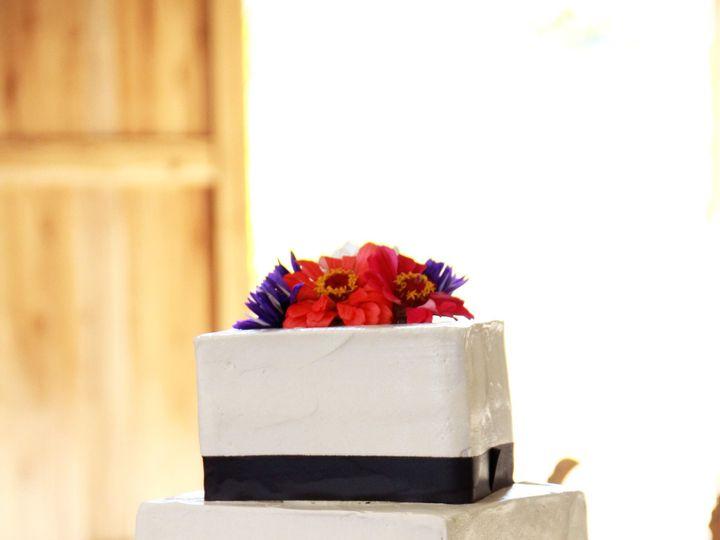 Tmx 1365101642370 S   Black N White Fresh Flowers Newberg wedding cake