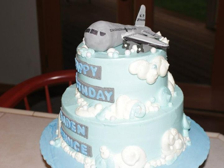 Tmx 1399309146996 Airplan Newberg wedding cake