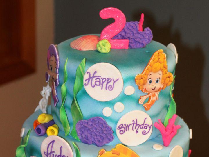 Tmx 1399309303394 Img933 Newberg wedding cake