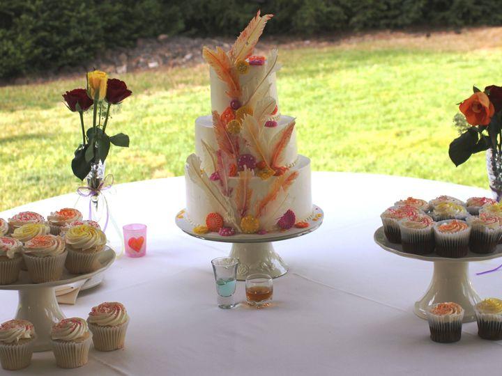Tmx 1399310029464 Img810 Newberg wedding cake