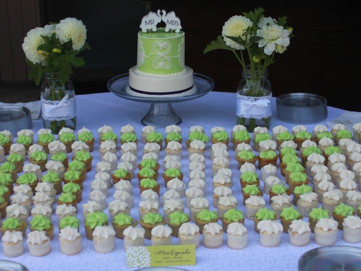 Tmx 1399310074452 Img815 Newberg wedding cake