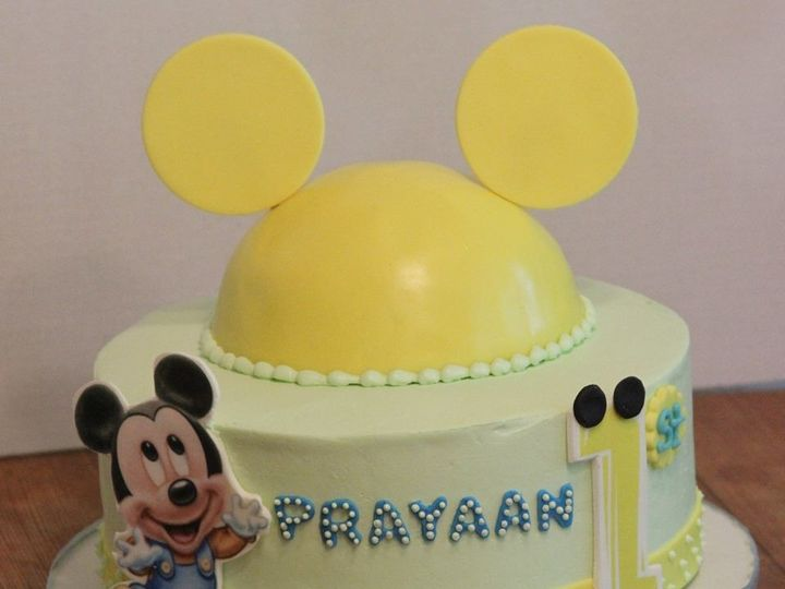 Tmx 1501528928774 Baby Mickey Newberg wedding cake