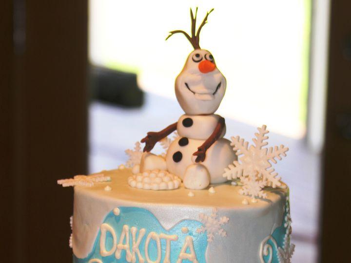 Tmx 1501529272356 Olaf Newberg wedding cake