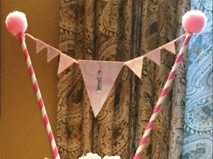 Tmx 1501529294150 Rose Gold Ombre 2 Newberg wedding cake