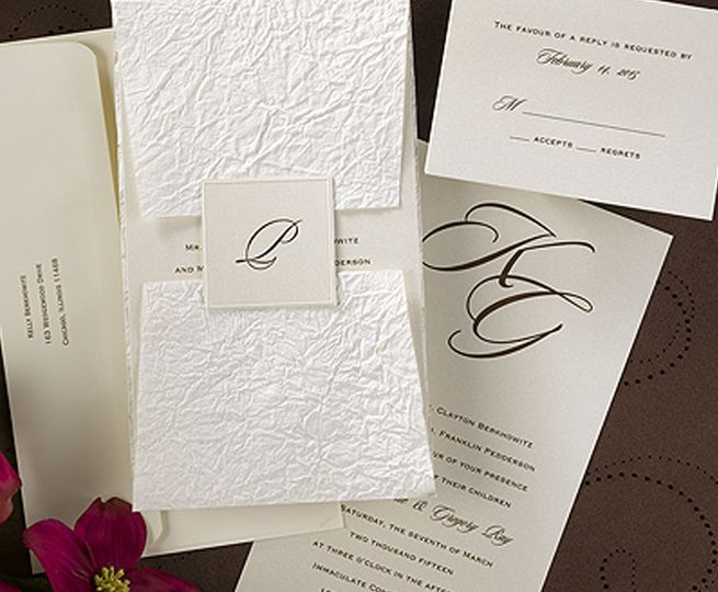 The Nittany Quill - Invitations - State College, PA - WeddingWire