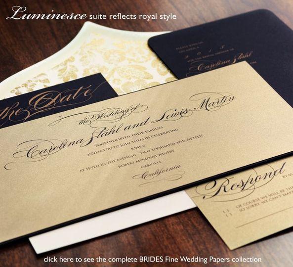 checkboard wedding invites