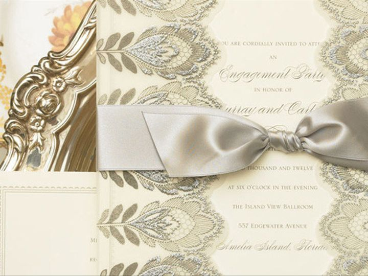 Tmx 1512417566661 Anna Griffin State College wedding invitation