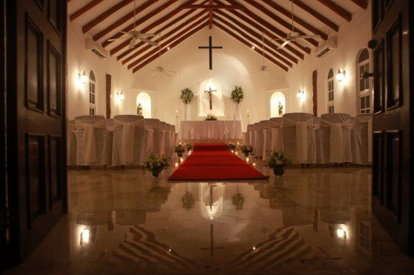 Chapel on the Beach, Destination Wedding at El Dorado Royale by Karisma. Planning and booking...