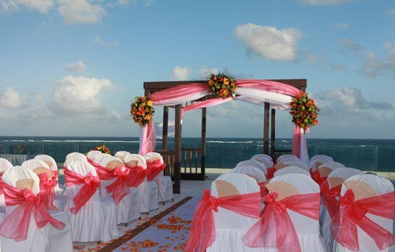 Sky Wedding at Azul Sensatori by Karisma. Planning and booking services available through All...