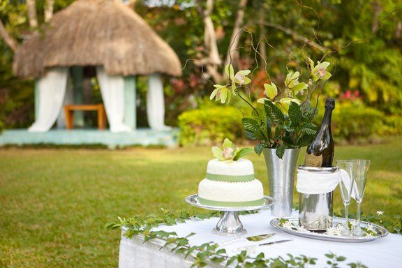 Couples Swept Away wedding packages available in Jamaica. Planning and booking services available...