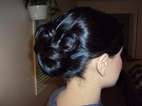 Tmx 1284497444384 VeronicasWeddingDayAug720104 Little Falls, NJ wedding beauty