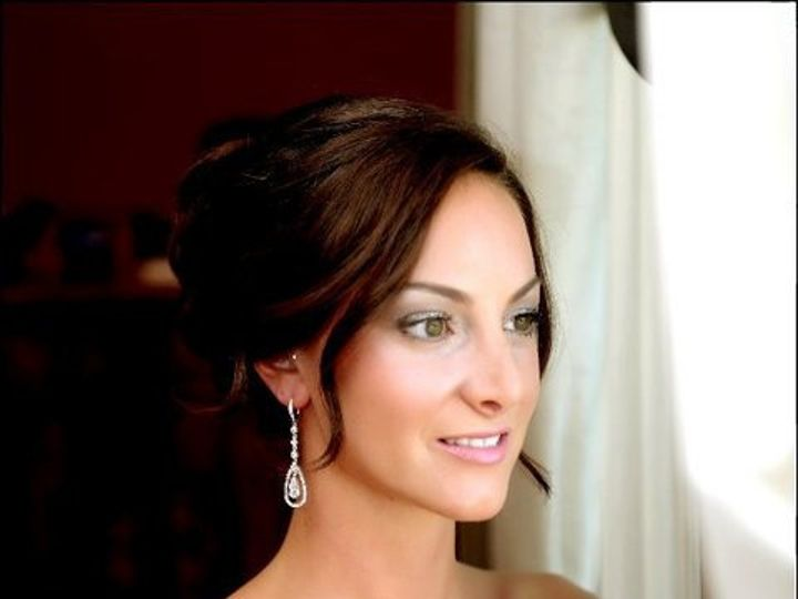 Tmx 1284498250790 RachelONeillWeddingDay3 Caldwell, NJ wedding beauty