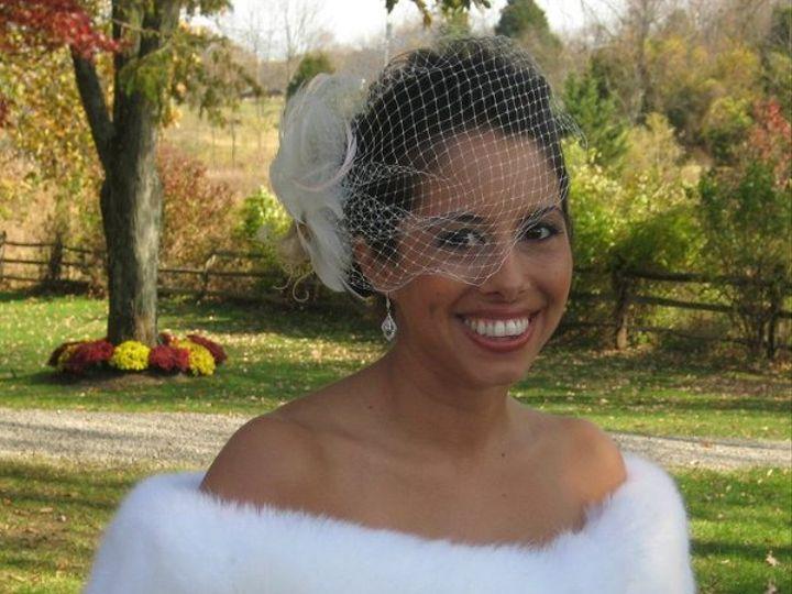 Tmx 1289530474930 DesireainherwrapWeddingDay Little Falls, NJ wedding beauty