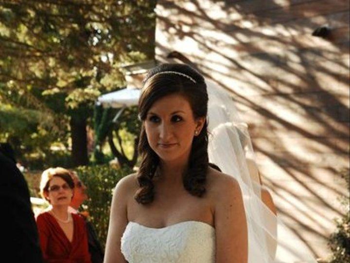 Tmx 1289530556993 KatherineonWeddingday Little Falls, NJ wedding beauty