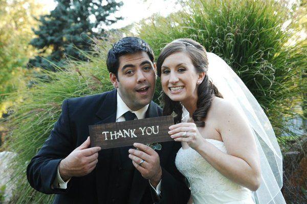 Tmx 1289530559602 KatherineandScottonWeddingDayThankyoupic Little Falls, NJ wedding beauty
