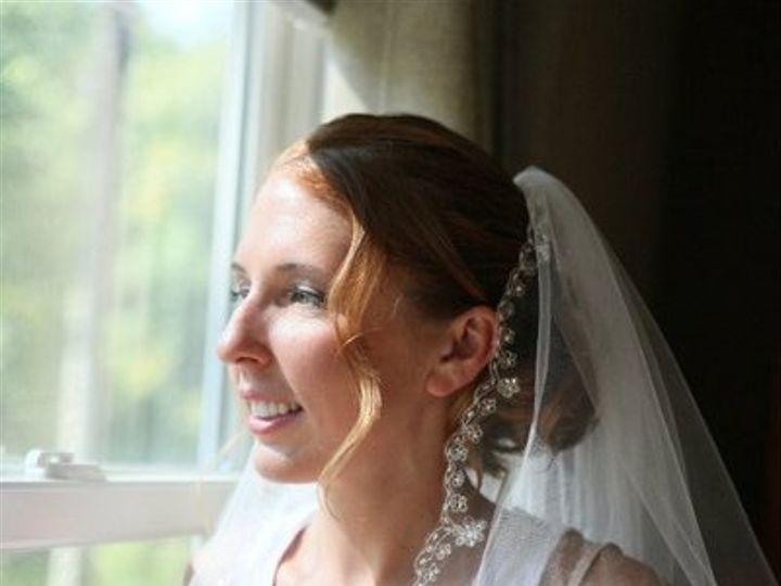 Tmx 1289530561008 LaurenlookingoutthewindowWeddingDay Little Falls, NJ wedding beauty