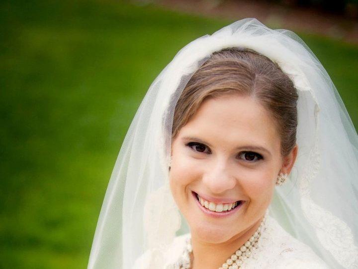 Tmx 1338867990228 KathyLopesBridalTrialandWeddingDayCopy Little Falls, NJ wedding beauty