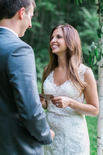 Exchange your vows in a beautiful natural setting