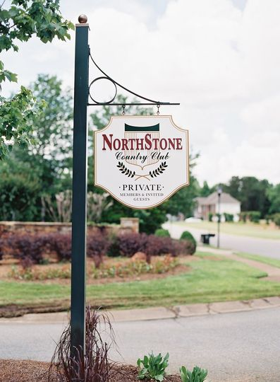 NorthStone signage