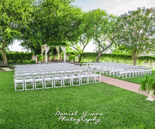 Gardenside Ceremony