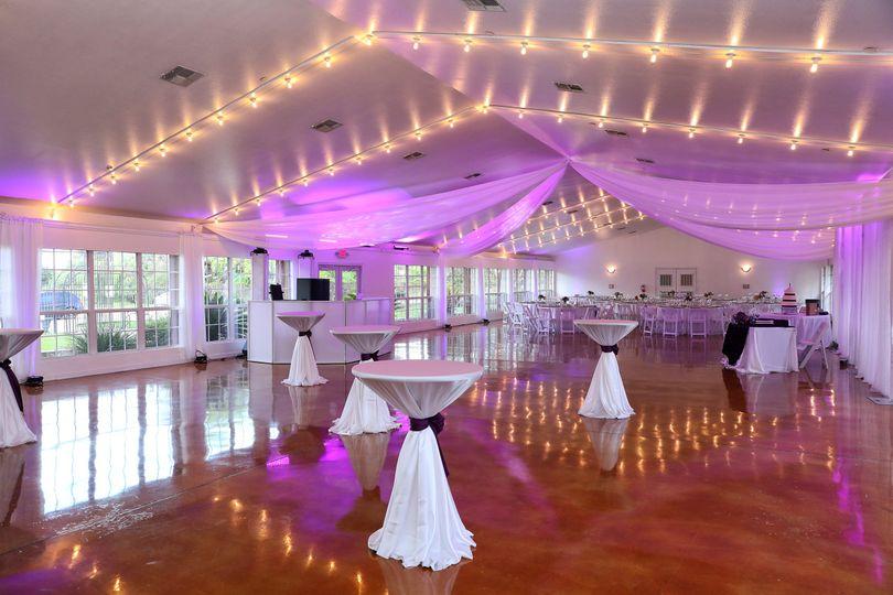 Gardenside ballroom