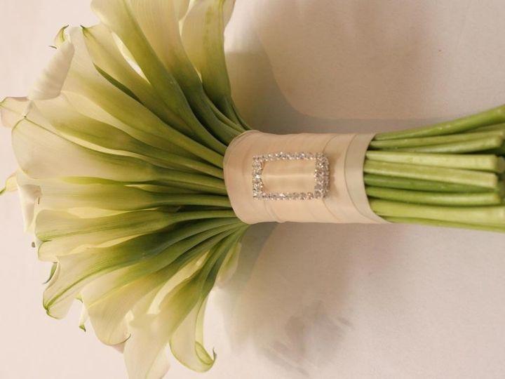 Tmx 1447873366166 Whitecallalillybridalbouquetmilleniumcenterwinston Winston Salem, NC wedding florist