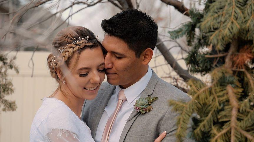 Backayard wedding