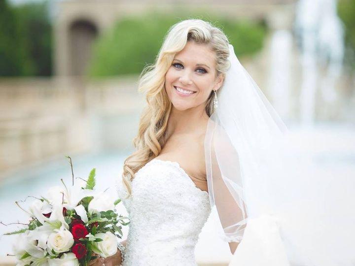 Tmx 1484189263485 Russow Wedding May 2015 Kansas City, KS wedding beauty